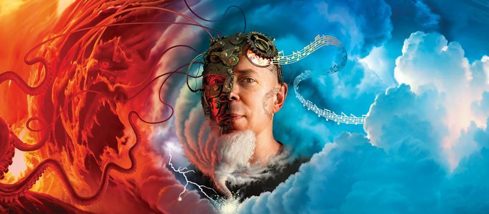 Jordan Rudess — Wired for Madness: un nou album solo