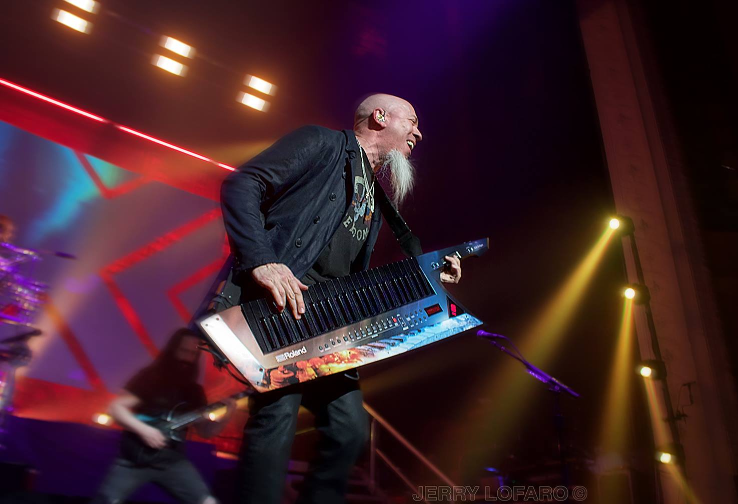 Cablare asumată (Wired for Madness – Jordan Rudess)
