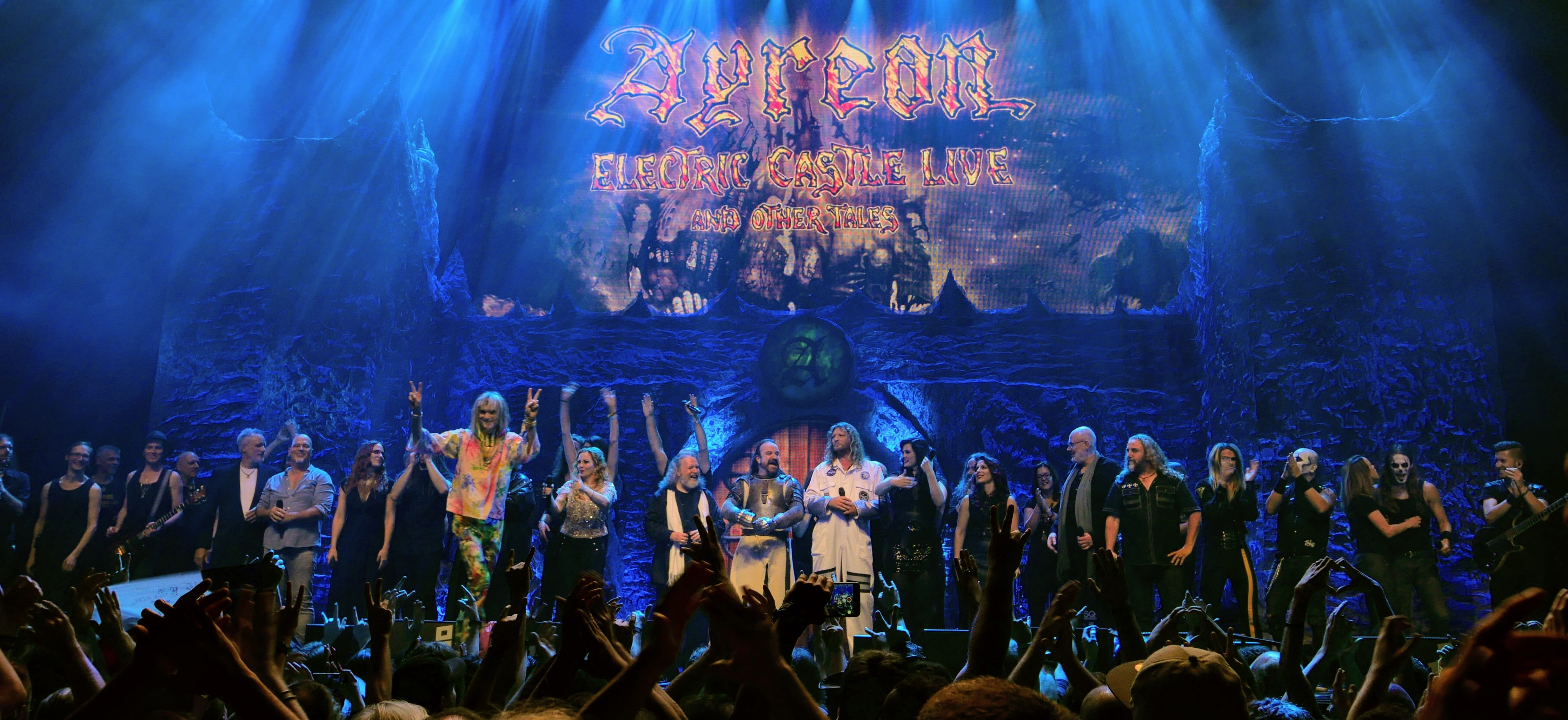 """Ayreon Live — Un alt fel de """"Electric Castle"""""""